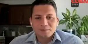 """Eliécer Ávila: """"Las nuevas generaciones tienen que diseñar la Cuba que quieren vivir"""""""