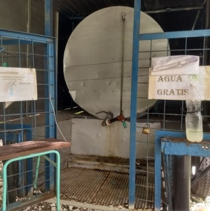 La Ecofinca: un proyecto familiar que regala agua purificada en Santa Clara