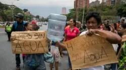 Venezuela: sin esperanzas… y sin agua