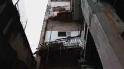 Nuevo derrumbe en Jesús María: La Habana Vieja se sigue cayendo