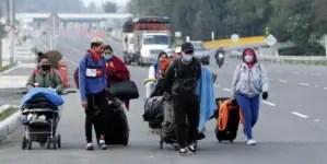 Nicolás Maduro limita recepción de venezolanos que regresan al país