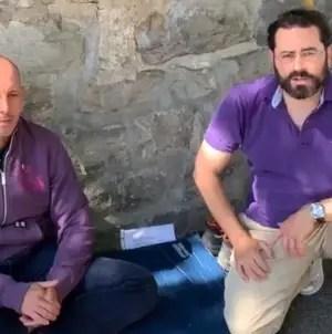 Director ejecutivo de UN Watch visita a Ariel Ruiz Urquiola en Ginebra, Suiza