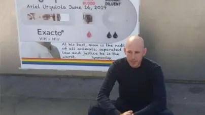 Solicitan permiso a policía de Ginebra para manifestación en apoyo a Ariel Ruiz U.
