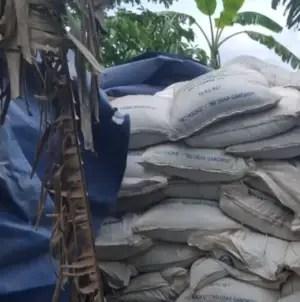 Policía decomisa tres toneladas de fertilizantes en Isla de la Juventud