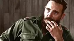 """La historia del """"bloqueo"""" contada por Fidel Castro"""