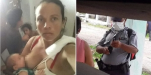 Amenazan con desalojar a una joven madre cubana de cinco, en Villa Clara