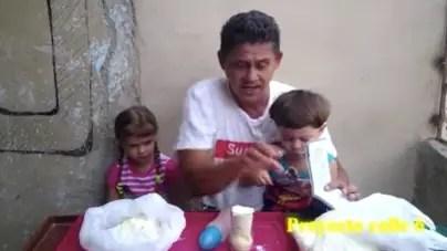 Prensa castrista: mala calidad de leche para niños es culpa del embargo