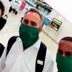 Médico cubano que escapó de Andorra era militar y uno de los jefes de brigada