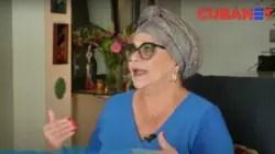 """Susana Pérez: """"Quiero que el pueblo cubano sea feliz y salga de esa dictadura"""""""