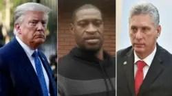 Trump, Floyd y el gobernante limo(s)nero