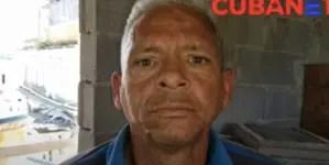 Opositor condenado a prisión denuncia que el régimen le niega atención médica