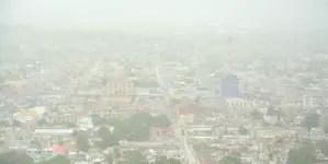 Nueva oleada de polvo del Sahara afectará Cuba en los próximos días
