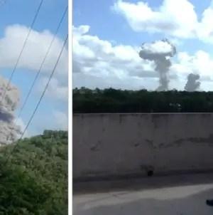 Reportan dos explosiones cerca de Unidad Militar en La Púa, Holguín