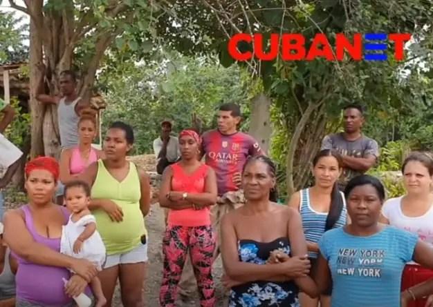 Régimen lanza ultimátum de desalojo a más de 100 familias en el Cerro