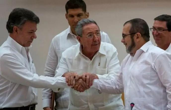 """""""Colombia está en el colimador revolucionario de La Habana y Caracas"""""""