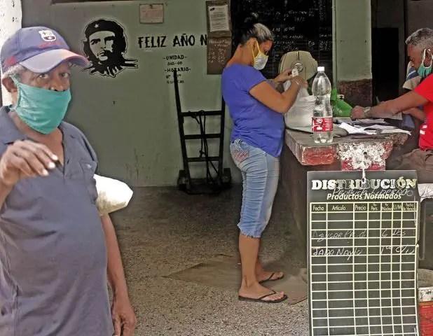 cuba escasez alimentos colas hambre pobreza miseria cubanos crisis