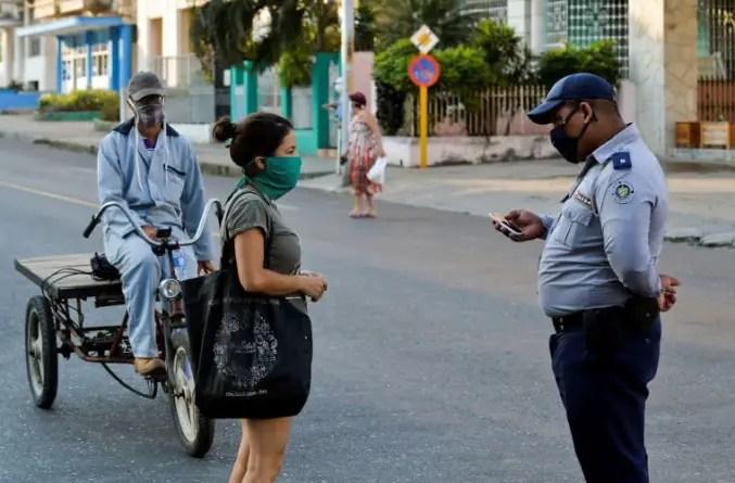 La Habana, ciudad prisión