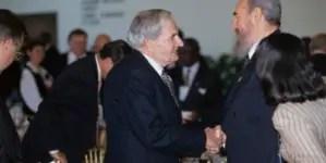 Los otros amigos de Fidel Castro