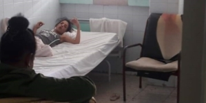 Regresan a prisión a la activista Keilylli de la Mora con 4.2 de hemoglobina
