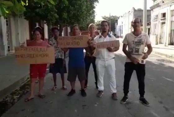 Opositores de Consenso Ciudadano