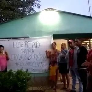 En huelga de hambre Ernesto Pérez Pérez, otro activista de la UNPACU