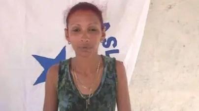 Entre la vida y la muerte opositora cubana Yanelis Deuz Durán