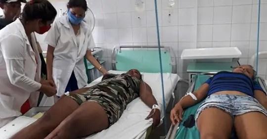 Un muerto y 8 heridos en accidente de tráfico en el centro de Cuba