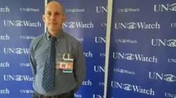 Posponen intervención de Ariel Ruiz Urquiola ante Consejo de Derechos Humanos de la ONU