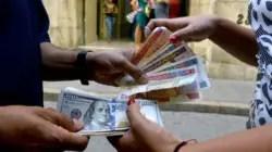 El dólar sube y sube… hasta las nubes