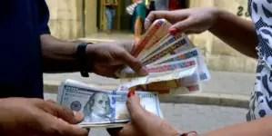 Ni con dólares se sobrevive en Cuba