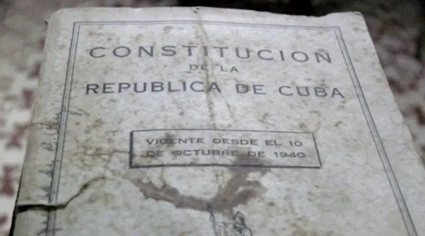 Constitución 1940, Cuba