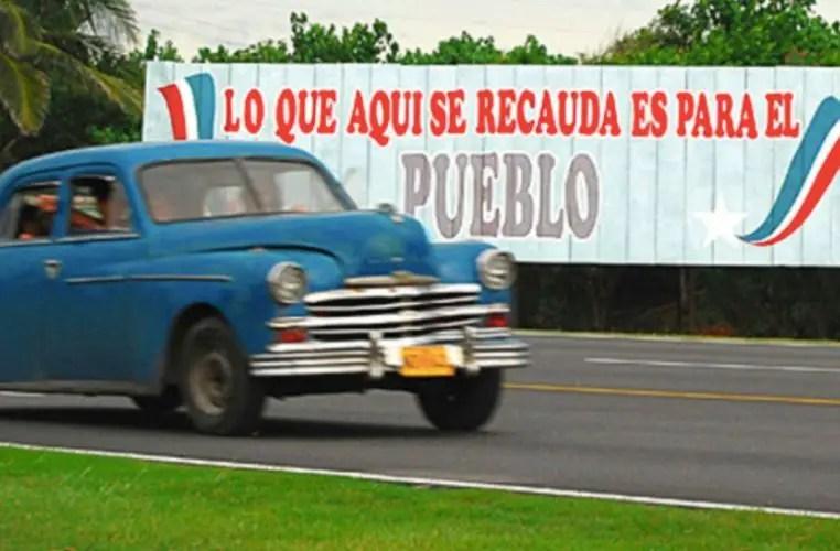 economía Cuba mandamases