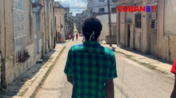 Jorgito, un periodista apasionado por el barrio