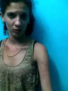 Keilylli de la Mora Valle en prisión