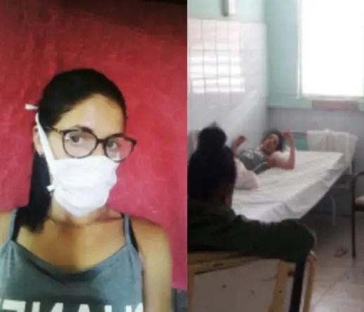 Keilylli de la Mora Valle suspende su huelga de hambre en prisión