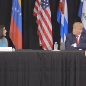 Rosa María Payá pide a Trump encauzamiento de Raúl Castro y Díaz-Canel