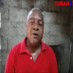 """""""Una cosa dicen la prensa y la TV y otra es la realidad"""" en Cuba"""