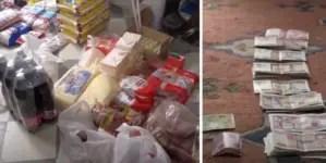 Policía confisca bienes y dinero a revendedor en el Vedado