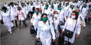 Sindicato médico de Kenia rechaza contratación de colegas cubanos