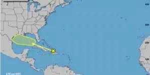 Nuevo sistema tropical en el Caribe puede traer más lluvia a Florida