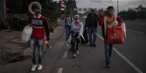 Venezuela: anuncian penas de cárcel para migrantes que regresen de forma ilegal