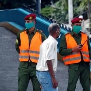 HRW denuncia violaciones de derechos humanos en Cuba para suprimir protestas