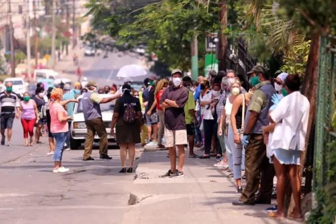 Coronavirus se extiende por toda Cuba: 60 nuevos casos entre 10 provincias