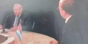 Fallece el periodista Juan Dufflar Amel, fundador de la Mesa Redonda