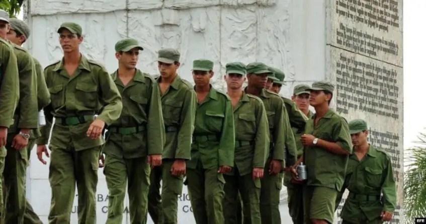 Régimen cubano reanuda el servicio militar, pese a rebrote de COVID-19