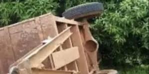 Dos muertos y 15 heridos en accidente masivo en Las Tunas