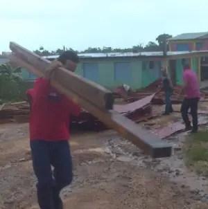 Laura deja daños en Oriente y amenaza la región occidental de Cuba