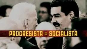 Anuncio de Trump vincula a Biden con Castro, Chávez y Maduro