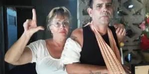 Policía política detiene y golpea a la activista Yolanda Carmenate