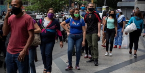 Se dispara el coronavirus en Venezuela: más de 2 000 casos en 48 horas